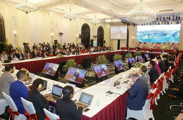 亚太经合组织可持续旅游高级政策对话会在广宁省开幕 hinh anh 1