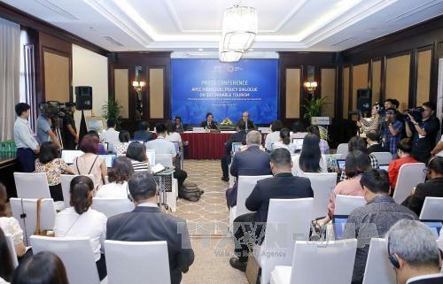 APEC成员经济体通过旅游可持续发展宣言 hinh anh 1