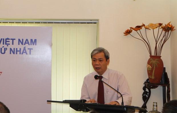 旅居印度和尼泊尔越南人协会正式成立 hinh anh 1