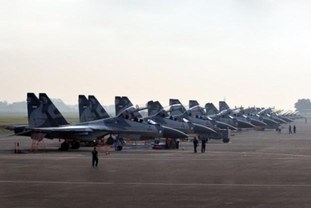 印尼在婆罗洲部署战斗机防菲南叛军潜入境内 hinh anh 1