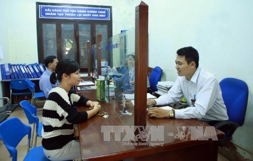 世行援助越南推进税收改革 hinh anh 1