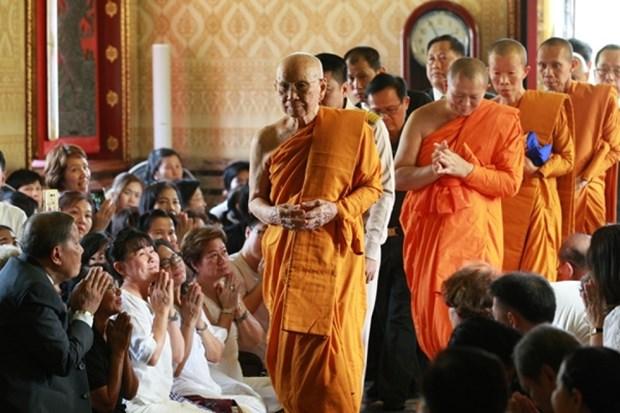 进一步巩固越南与泰国佛教协会的良好关系 hinh anh 1