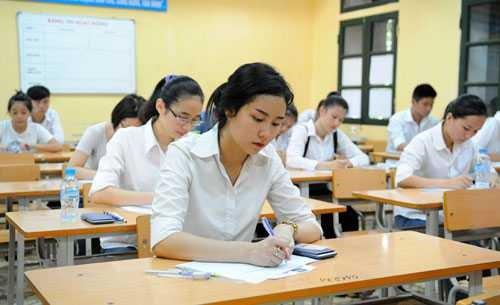 越南2017年国家高中毕业和大学入学统一考试:全国共设2364个考点 hinh anh 1