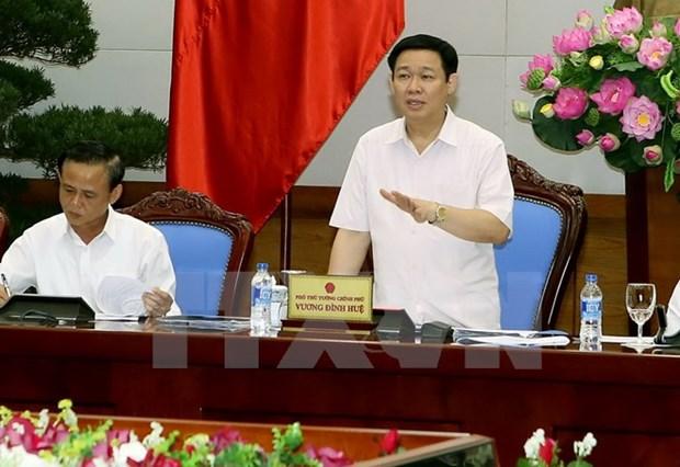 王廷惠副总理:企业更需要的是政策机制上的扶持而不是资金方面的援助 hinh anh 1