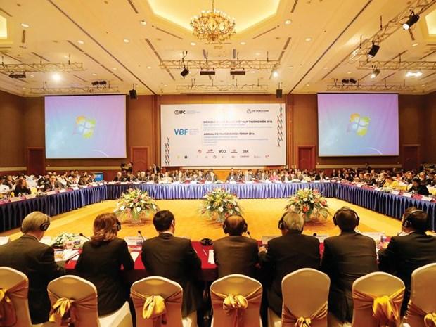 在融入国际经济背景下加强国内企业和外资企业对接 hinh anh 2