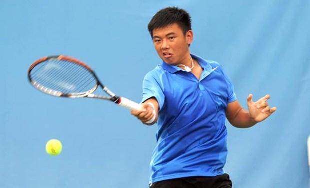 ATP最新排名:李黄南首次位居世界第529 hinh anh 1