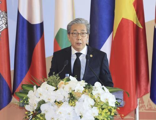 泰国制定促进与柬缅老越四国合作关系的总体计划 hinh anh 1