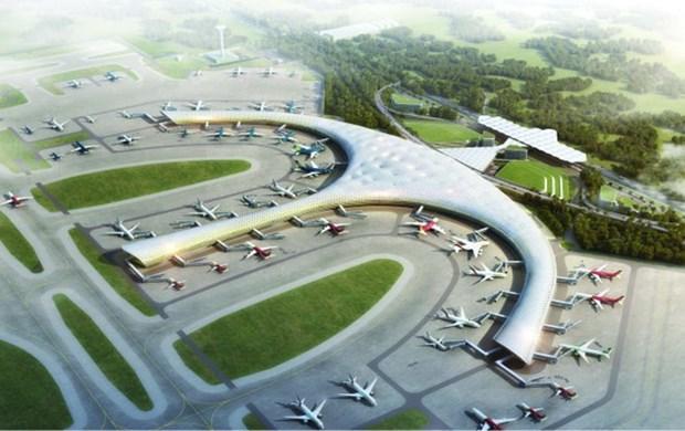 同奈省努力做好龙城国际航空港项目的征地拆迁工作 hinh anh 1