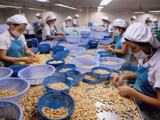 2017年越南与中国等7个伙伴双边贸易额有望达到逾100亿美元 hinh anh 2