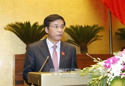 越南第十四届国会第三次会议在河内圆满闭幕 hinh anh 3