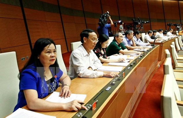 第十四届国会第三次会议第二十二号公报 hinh anh 1
