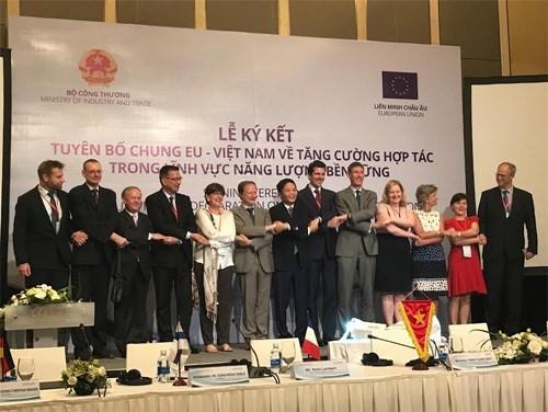 越南能源伙伴小组正式问世 hinh anh 1