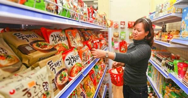 韩国商品扩展越南市场 hinh anh 1