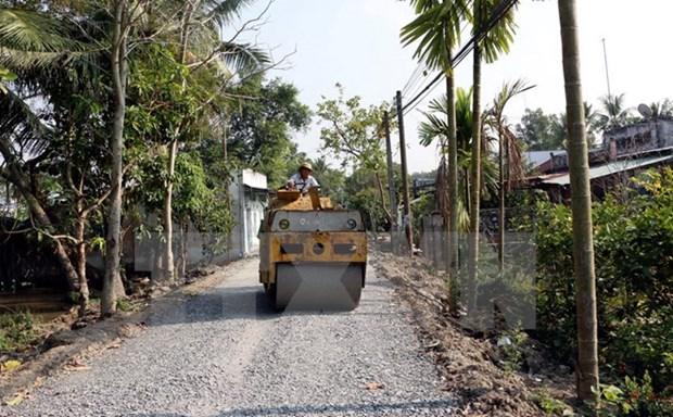 世行援助越南加强农村交通对接和森林保护工作 hinh anh 1