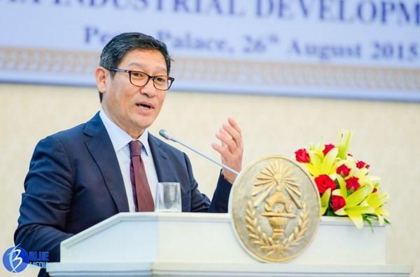越南企业为柬埔寨经济增长做出重要贡献 hinh anh 1