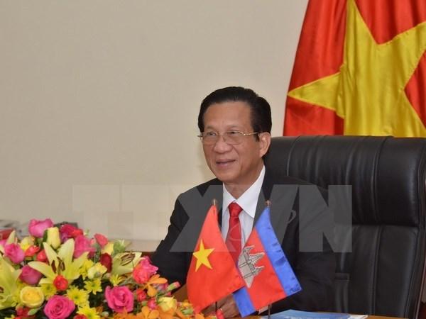《柬埔寨之光》日报:越柬两国合作潜力巨大 应努力将潜力化为现实 hinh anh 1