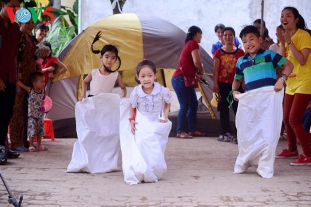 2017年越南家庭日:多项活动丰富上演 hinh anh 1