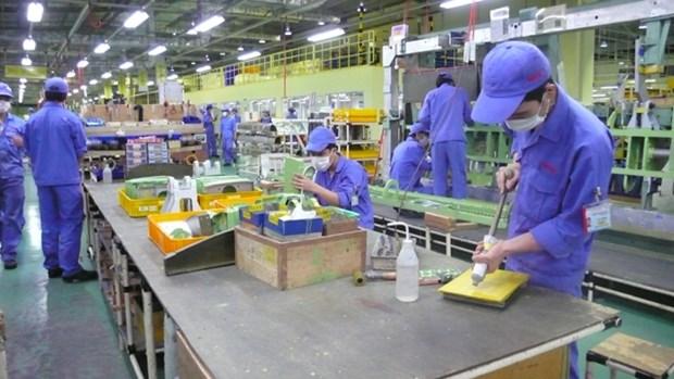 河内市着力完成2017年各项经济社会发展目标 hinh anh 1