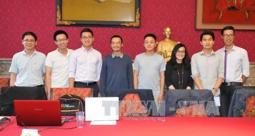 旅比越南大学生应为推介越南饮食文化作出积极贡献 hinh anh 2