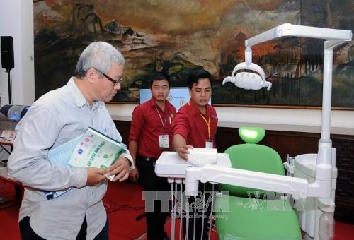 越南努力将牙科旅游发展成为医疗旅游的主要产品 hinh anh 1