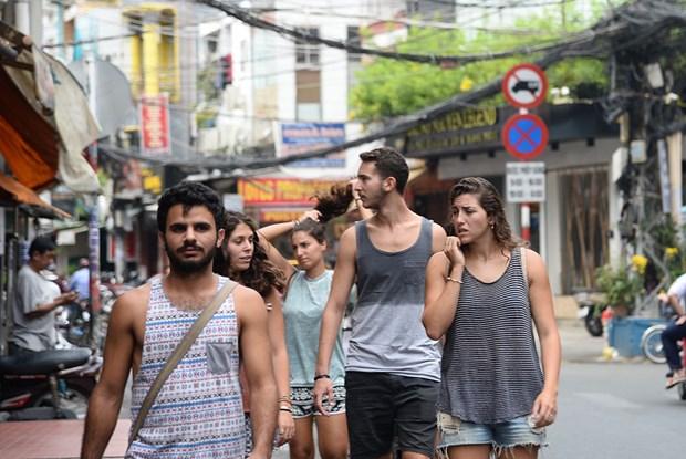 胡志明市裴援步行街将于7月15日正式开街 hinh anh 1