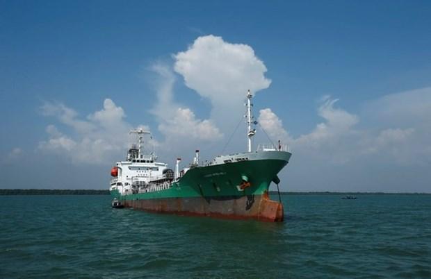 泰国油轮在马来西亚附近海域遭遇海盗 油料被抢空 hinh anh 1