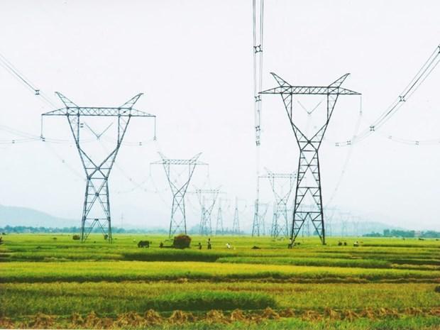 今年上半年越南电力集团的电力出口产量约达7亿千瓦时 hinh anh 1