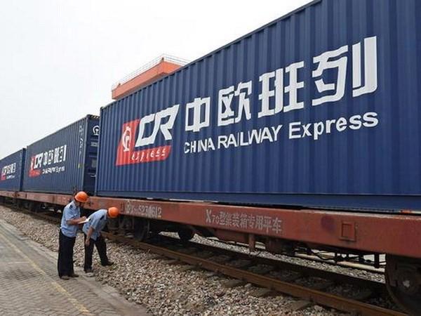 中国开通连接东南亚地区的公路货运通道 hinh anh 1