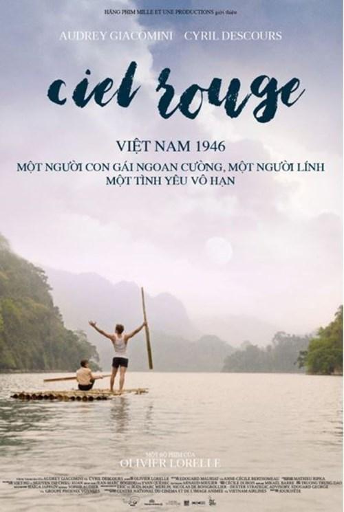 法国著名编剧罗雷勒导演的影片《红色太阳》在河内和胡志明市上映 hinh anh 1
