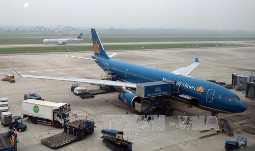 越航货运服务和地面服务获得国际奖项 hinh anh 1