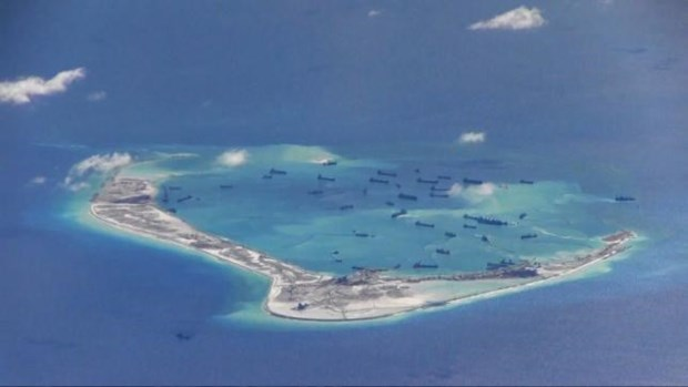"""国际专家提议成立""""东海委员会"""" hinh anh 1"""