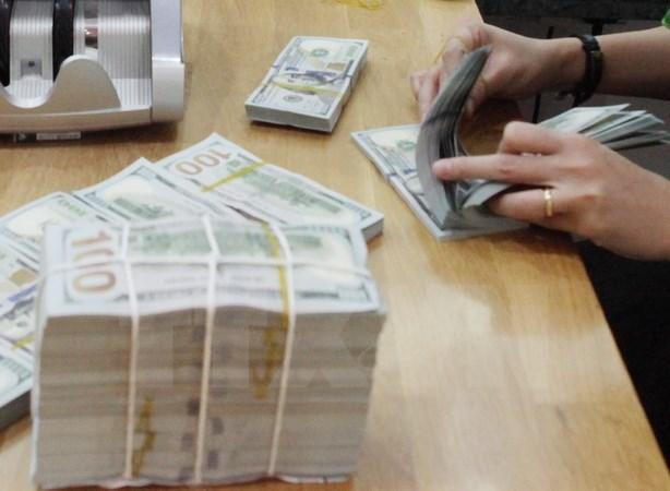 越南向中国推介新金融服务 hinh anh 1