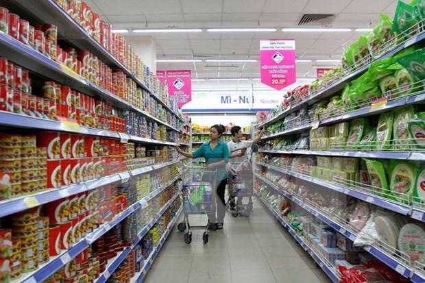 今年前6月越南居民消费价格指数增长1.72% hinh anh 1