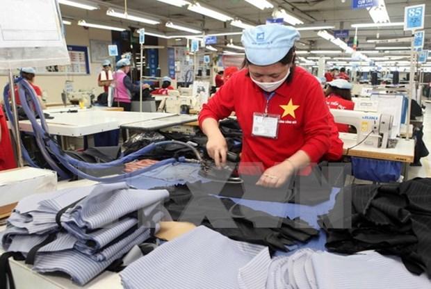 越南十号服装总公司将扩大在日本的销售范围 hinh anh 1