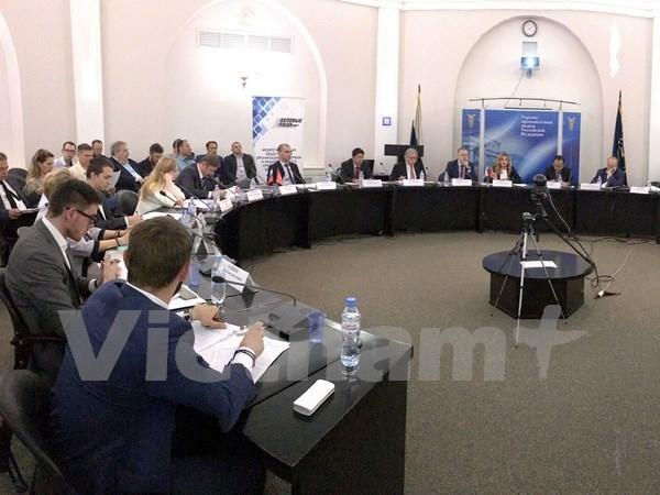 自由贸易区:越南与俄罗斯企业的新机遇 hinh anh 1