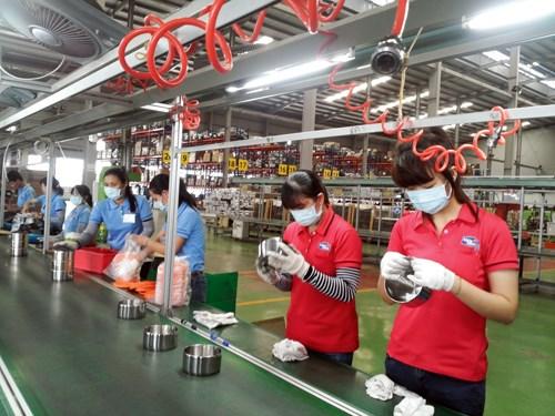 今年下半年胡志明市可为劳动者提供13.9万个就业岗位 hinh anh 1