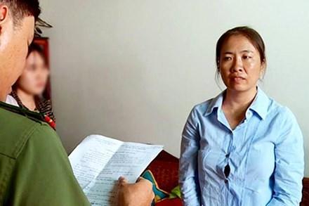 """阮玉如琼""""宣传反对越南社会主义共和国国家""""案一审公开开庭 hinh anh 1"""