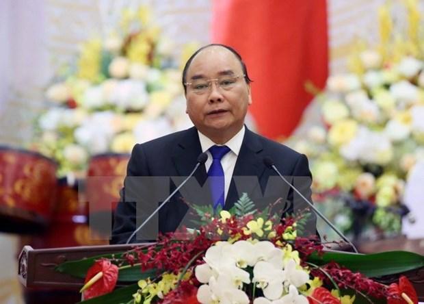 越南政府总理阮春福即将对德国、荷兰进行访问并出席二十国集团领导人第十二次峰会 hinh anh 1