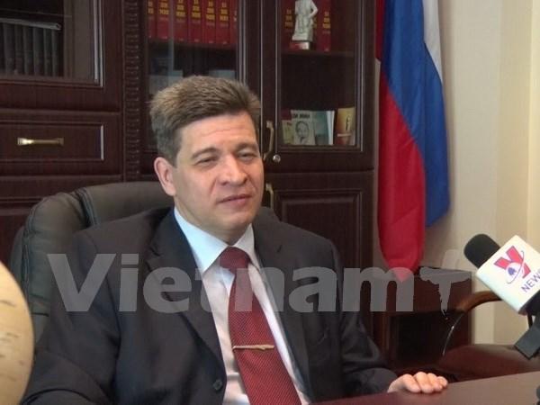 俄罗斯专家:希望陈大光访俄之旅将填补两国关系的空白 实现两国的宏伟目标 hinh anh 1