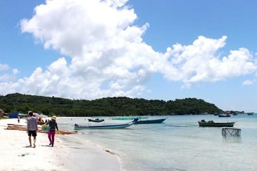 富国岛5个最美海滩 hinh anh 2