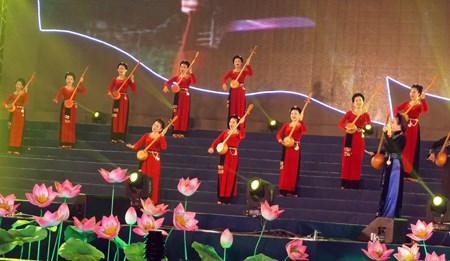 在欧洲推广越南民间文化 hinh anh 1