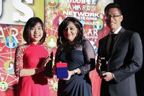 Vietel荣获2017年世界信息技术奖的系列奖项 hinh anh 1