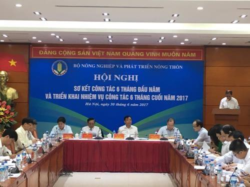 越南努力实现农业领域三大目标 hinh anh 1