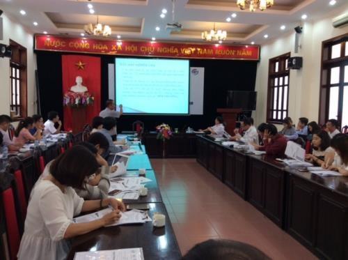 中央经济管理研究院:应成立国家指导委员会 促进经济结构调整 hinh anh 1