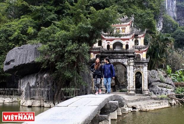 宁平省长安世界遗产中的古寺 hinh anh 1