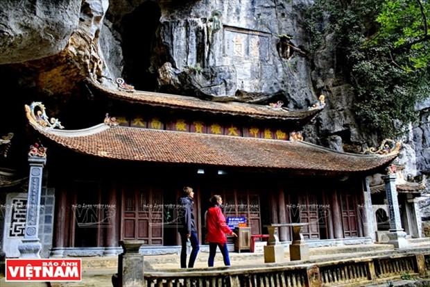 宁平省长安世界遗产中的古寺 hinh anh 4