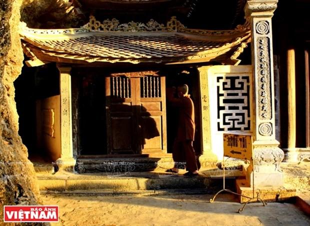 宁平省长安世界遗产中的古寺 hinh anh 5