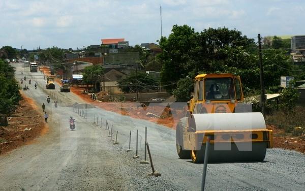 西原地区各省市注重投入交通基础设施建设 hinh anh 1