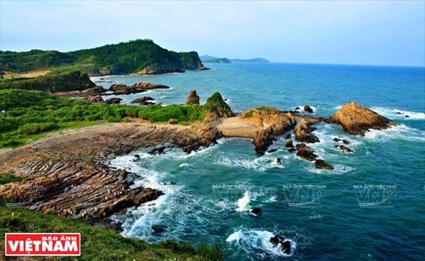 姑苏岛——吸引游客前来避暑休闲 的理想之地 hinh anh 1