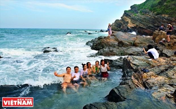 姑苏岛——吸引游客前来避暑休闲 的理想之地 hinh anh 12